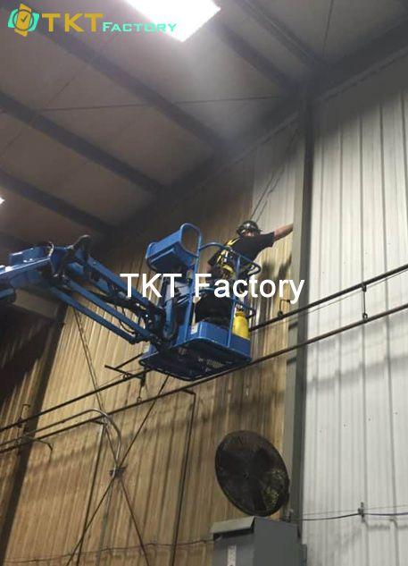 dịch vụ vệ sinh định kỳ nhà máy, xưởng, kho TKT Factory