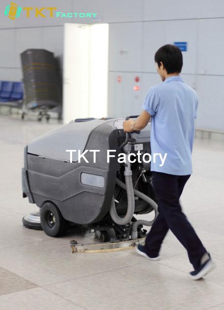 dịch vụ vệ sinh nhà xưởng tại tỉnh Đồng Nai làm sạch sàn nhà máy