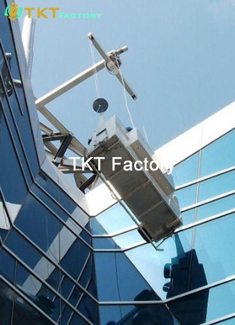dịch vụ làm sạch kính nhà xưởng TKT Factory