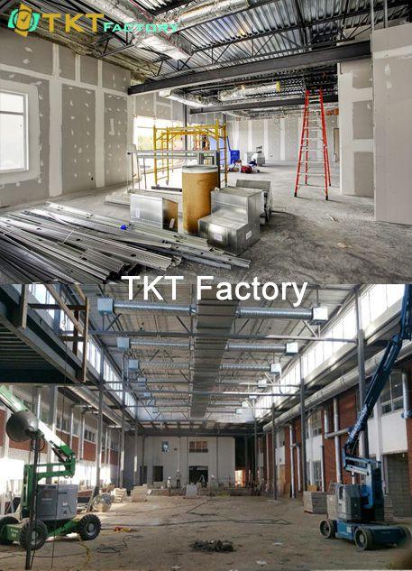 dịch vụ dọn dẹp nhà xưởng sau xây dựng