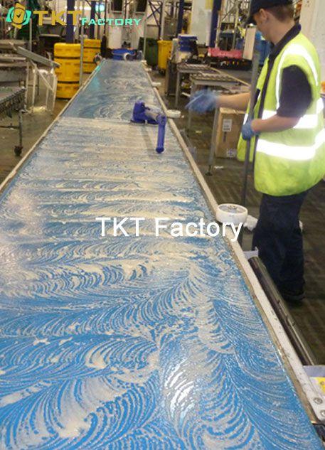 làm sạch nhà xưởng TPHCM vệ sinh dây chuyền TKT Factory