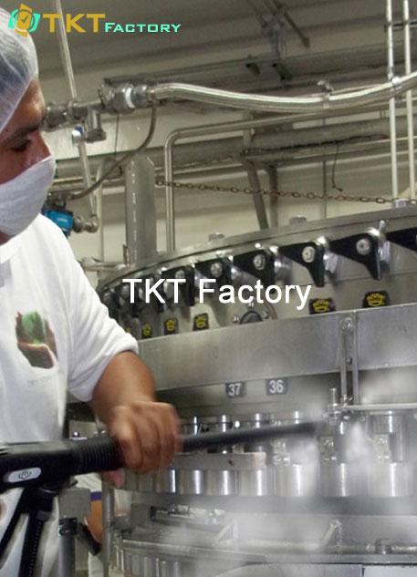 vệ sinh nhà máy tại Đồng Nai làm sạch thiết bị TKT Factory