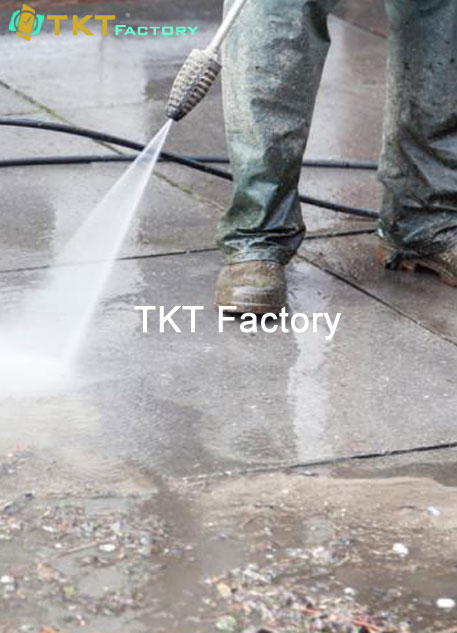 vệ sinh sàn nhà xưởng với máy phun áp lực cao vệ sinh sàn nhà xưởng với máy phun áp lực cao