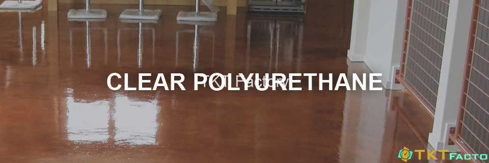 hóa chất phủ bóng Polyurethane