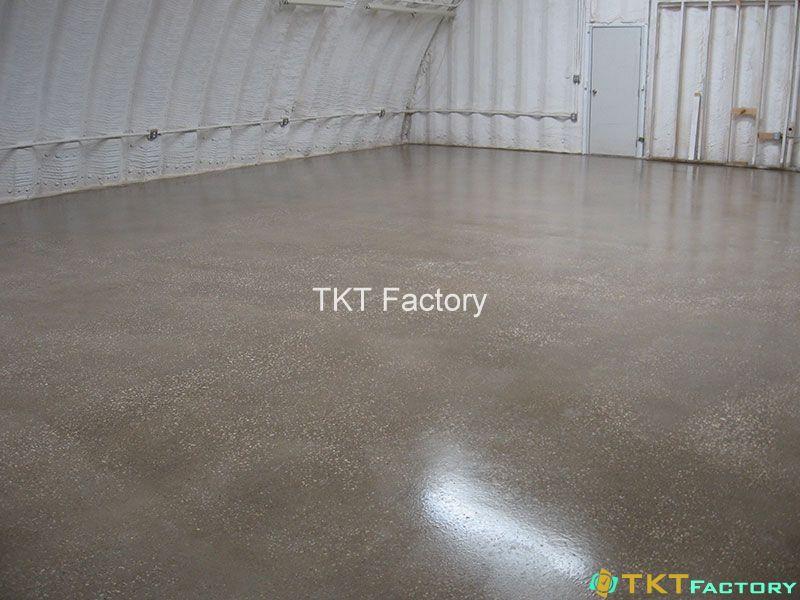 hóa chất phủ bóng sàn bê tông Acrylic