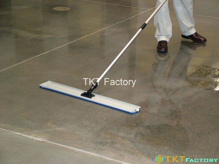 phân biệt hóa chất tăng cứng và phủ bóng sàn bê tông