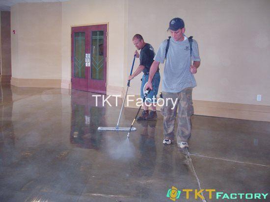 xịt hóa chất tăng cứng sàn bê tông
