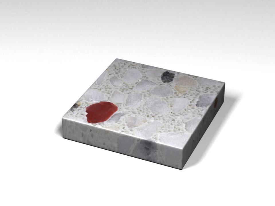 Mẫu đá Terrazzo trong Bộ Sưu Tập Terrazzo Đá Phối Lớn Mẫu BST-Big-Stone-Collection-TKTF-170