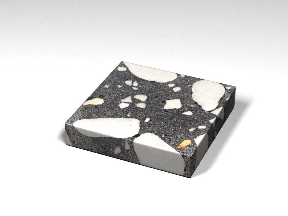 Mẫu đá Terrazzo trong Bộ Sưu Tập Terrazzo Đá Phối Lớn Mẫu BST-Big-Stone-Collection-TKTF-171