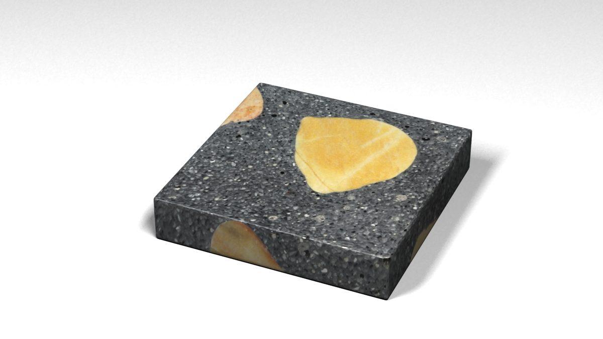 Mẫu đá Terrazzo trong Bộ Sưu Tập Terrazzo Đá Phối Lớn Mẫu BST-Big-Stone-Collection-TKTF-172