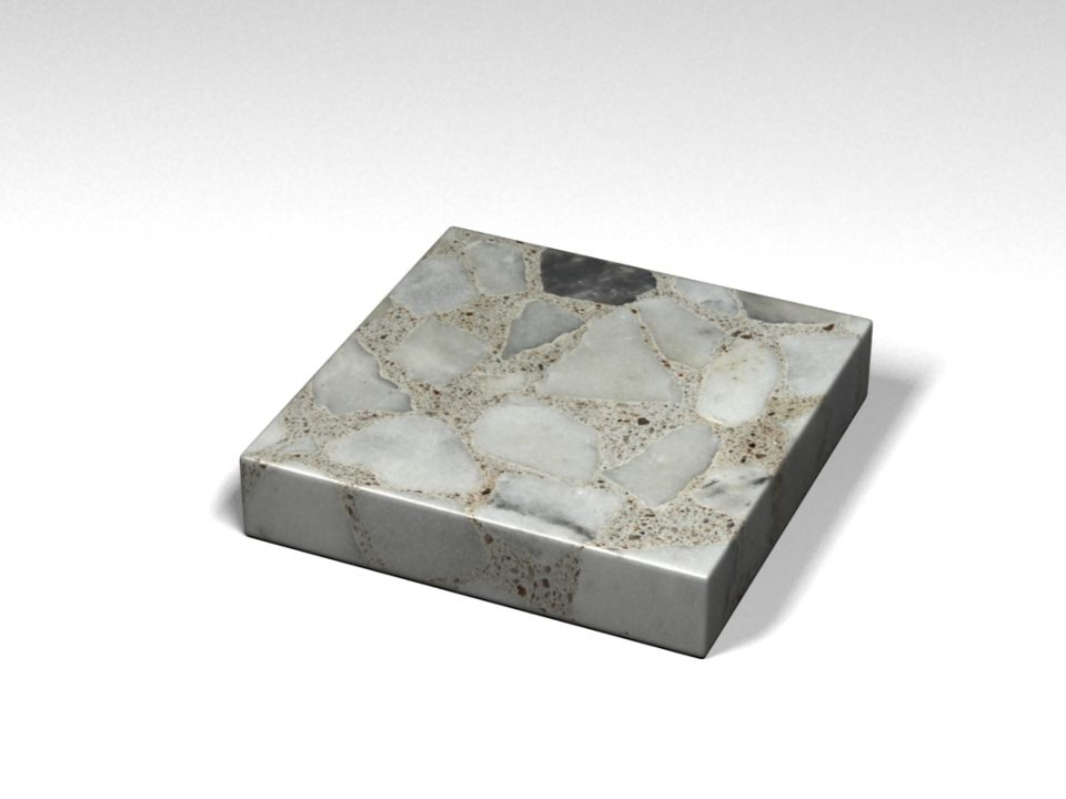 Mẫu đá Terrazzo trong Bộ Sưu Tập Terrazzo Đá Phối Lớn Mẫu BST-Big-Stone-Collection-TKTF-173