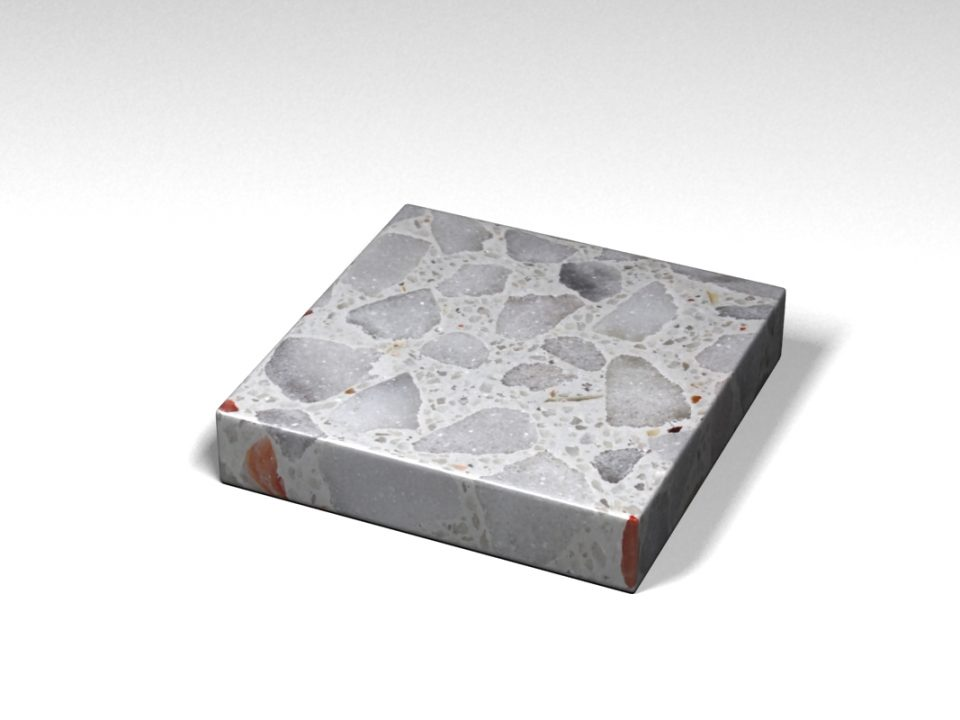 Mẫu đá Terrazzo trong Bộ Sưu Tập Terrazzo Đá Phối Lớn Mẫu BST-Big-Stone-Collection-TKTF-174