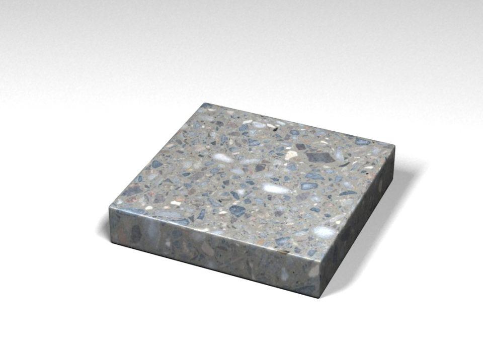 Mẫu đá Terrazzo trong Bộ Sưu Tập Terrazzo Cổ Điển Mẫu BST-Classical-Collection-TKTF-116