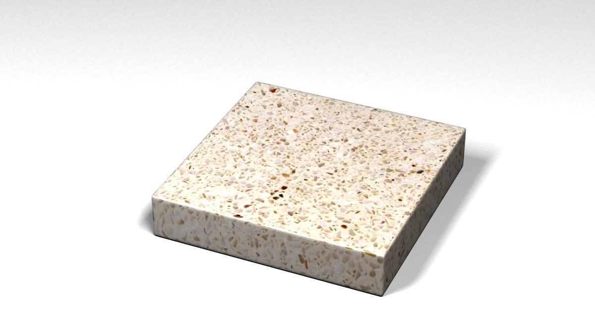 Mẫu đá Terrazzo trong Bộ Sưu Tập Terrazzo Cổ Điển Mẫu BST-Classical-Collection-TKTF-118