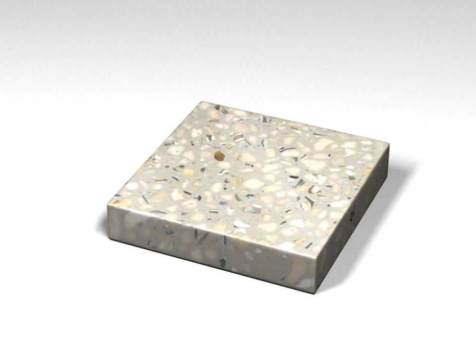 Mẫu đá Terrazzo trong Bộ Sưu Tập Terrazzo Cổ Điển Mẫu BST-Classical-Collection-TKTF-120
