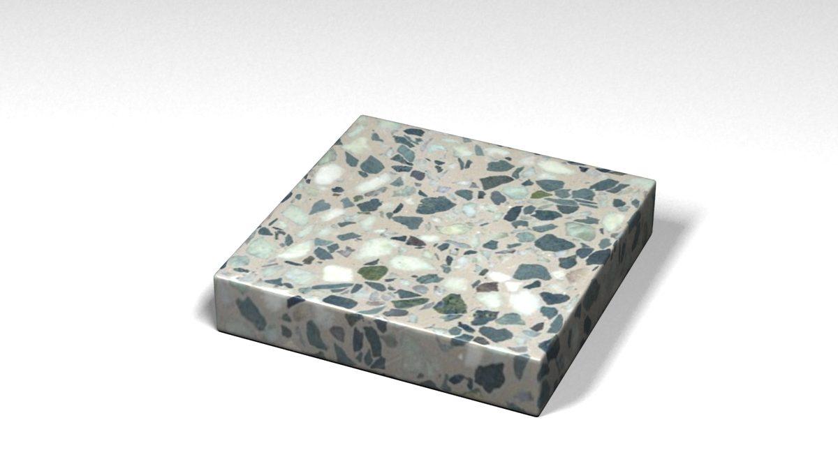 Hình ảnh: Mẫu đá Terrazzo trong Bộ Sưu Tập Terrazzo Cổ Điển Mẫu BST-Classical-Collection-TKTF-121