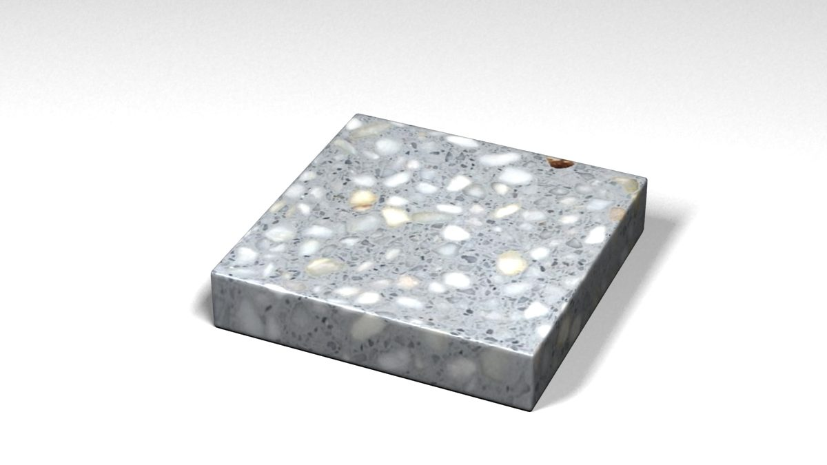 Mẫu đá Terrazzo trong Bộ Sưu Tập Terrazzo Cổ Điển Mẫu BST-Classical-Collection-TKTF-123