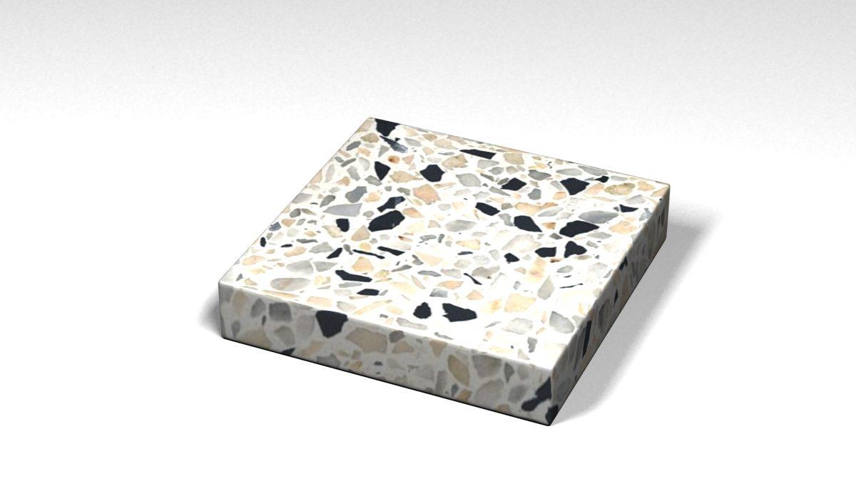 Mẫu đá Terrazzo trong Bộ Sưu Tập Terrazzo Cổ Điển Mẫu BST-Classical-Collection-TKTF-125