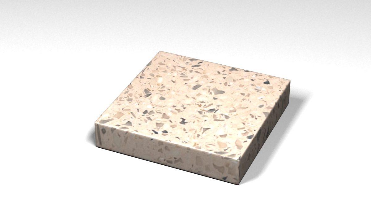 Mẫu đá Terrazzo trong Bộ Sưu Tập Terrazzo Cổ Điển Mẫu BST-Classical-Collection-TKTF-127