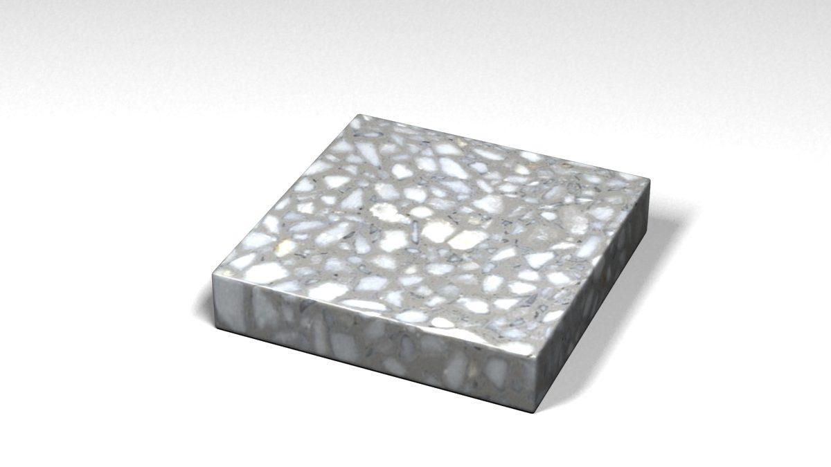 Mẫu đá Terrazzo trong Bộ Sưu Tập Terrazzo Cổ Điển Mẫu BST-Classical-Collection-TKTF-132