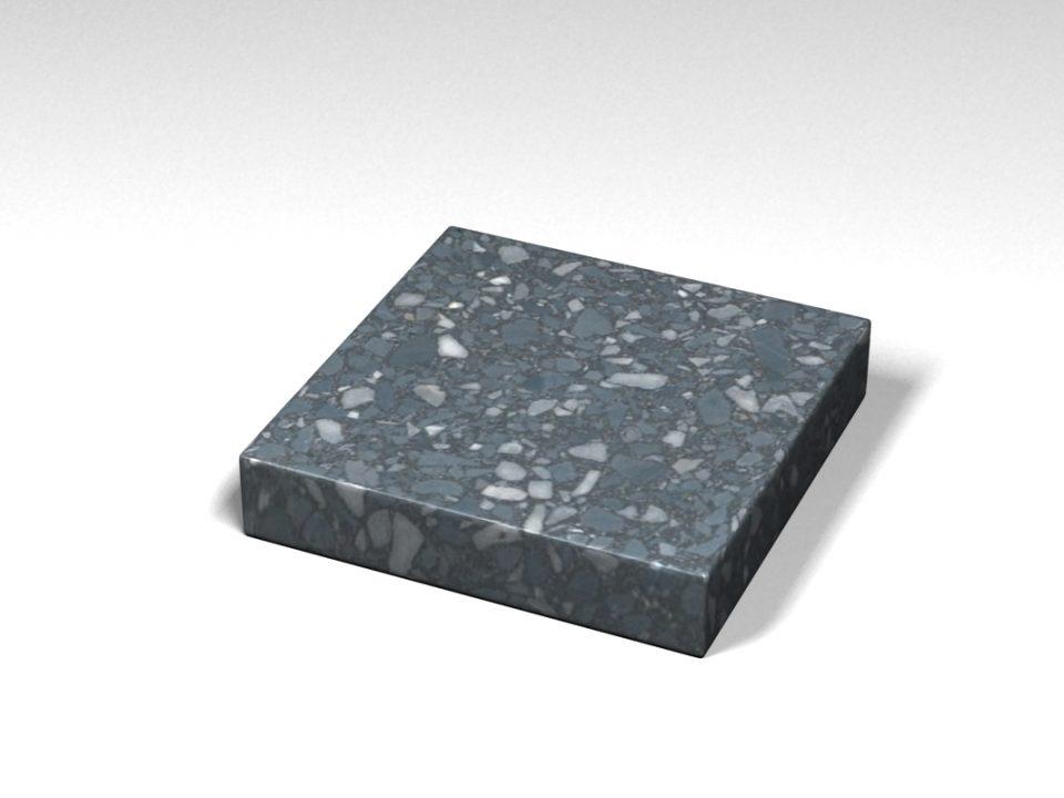 Mẫu đá Terrazzo trong Bộ Sưu Tập Terrazzo Cổ Điển Mẫu BST-Classical-Collection-TKTF-133
