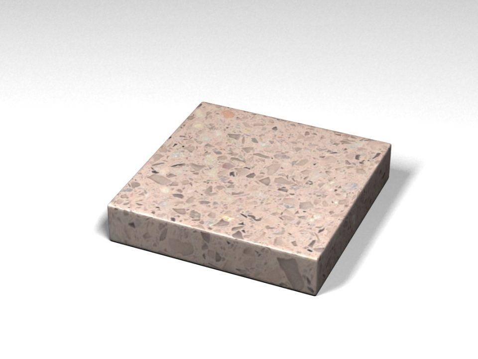 Mẫu đá Terrazzo trong Bộ Sưu Tập Terrazzo Cổ Điển Mẫu BST-Classical-Collection-TKTF-134