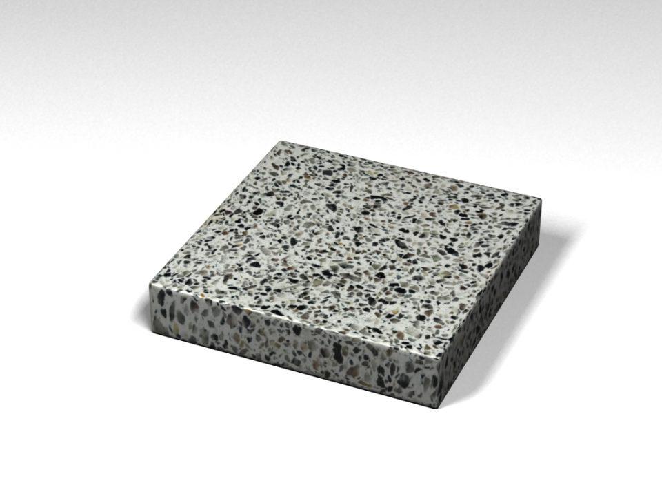 Mẫu đá Terrazzo trong Bộ Sưu Tập Terrazzo Cổ Điển Mẫu BST-Classical-Collection-TKTF-161