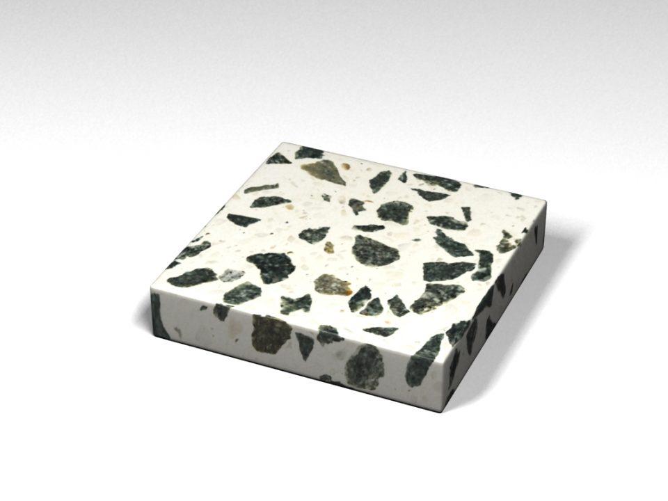 Mẫu đá Terrazzo trong Bộ Sưu Tập Terrazzo Cổ Điển Mẫu BST-Classical-Collection-TKTF-165