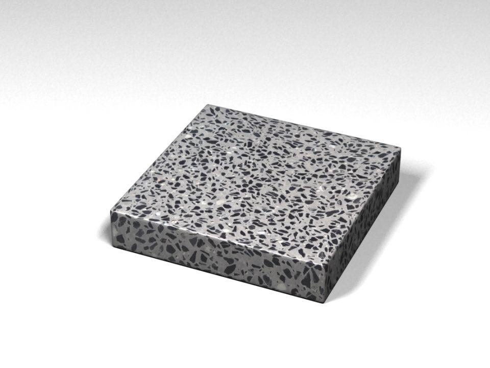 Mẫu đá Terrazzo trong Bộ Sưu Tập Terrazzo Cổ Điển Mẫu BST-Classical-Collection-TKTF-166