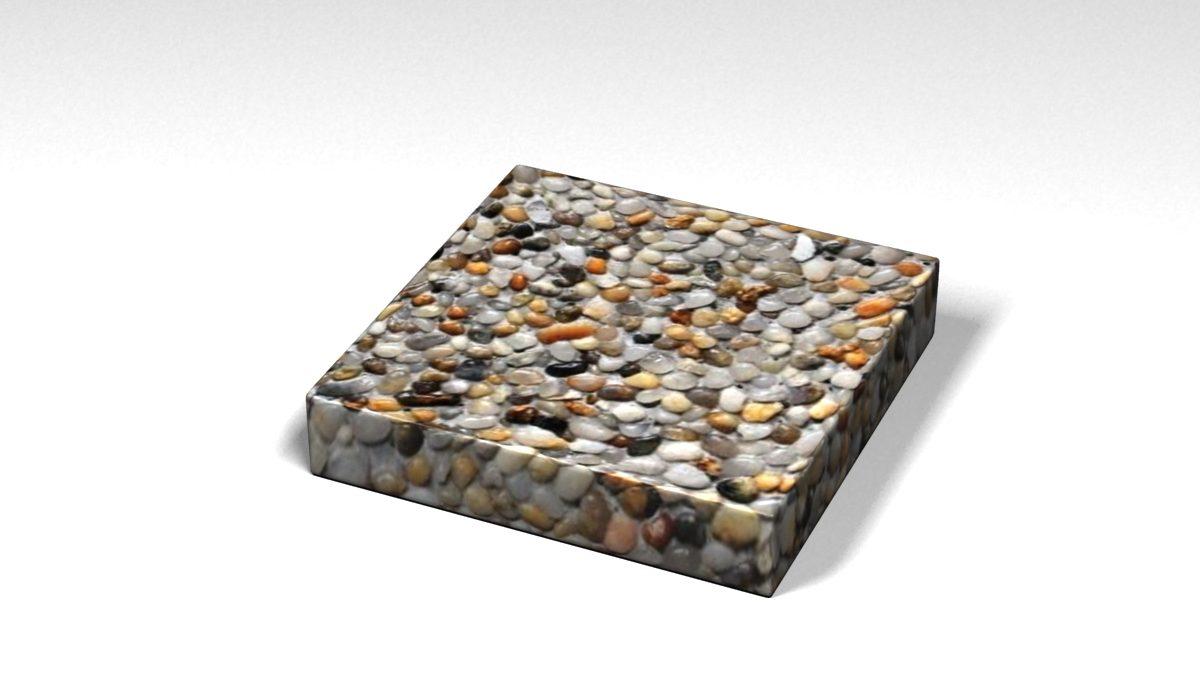 Mẫu đá Terrazzo trong Bộ Sưu Tập Terrazzo Đa Màu Sắc Mẫu BST-Colorful-Collection-TKTF-102