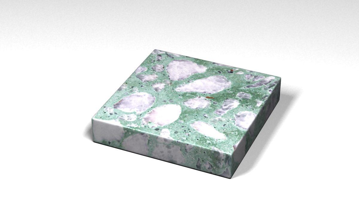 Mẫu đá Terrazzo trong Bộ Sưu Tập Terrazzo Đa Màu Sắc Mẫu BST-Colorful-Collection-TKTF-108