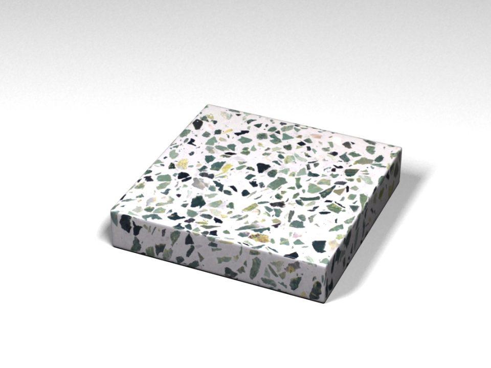 Mẫu đá Terrazzo trong Bộ Sưu Tập Terrazzo Đa Màu Sắc Mẫu BST-Colorful-Collection-TKTF-111