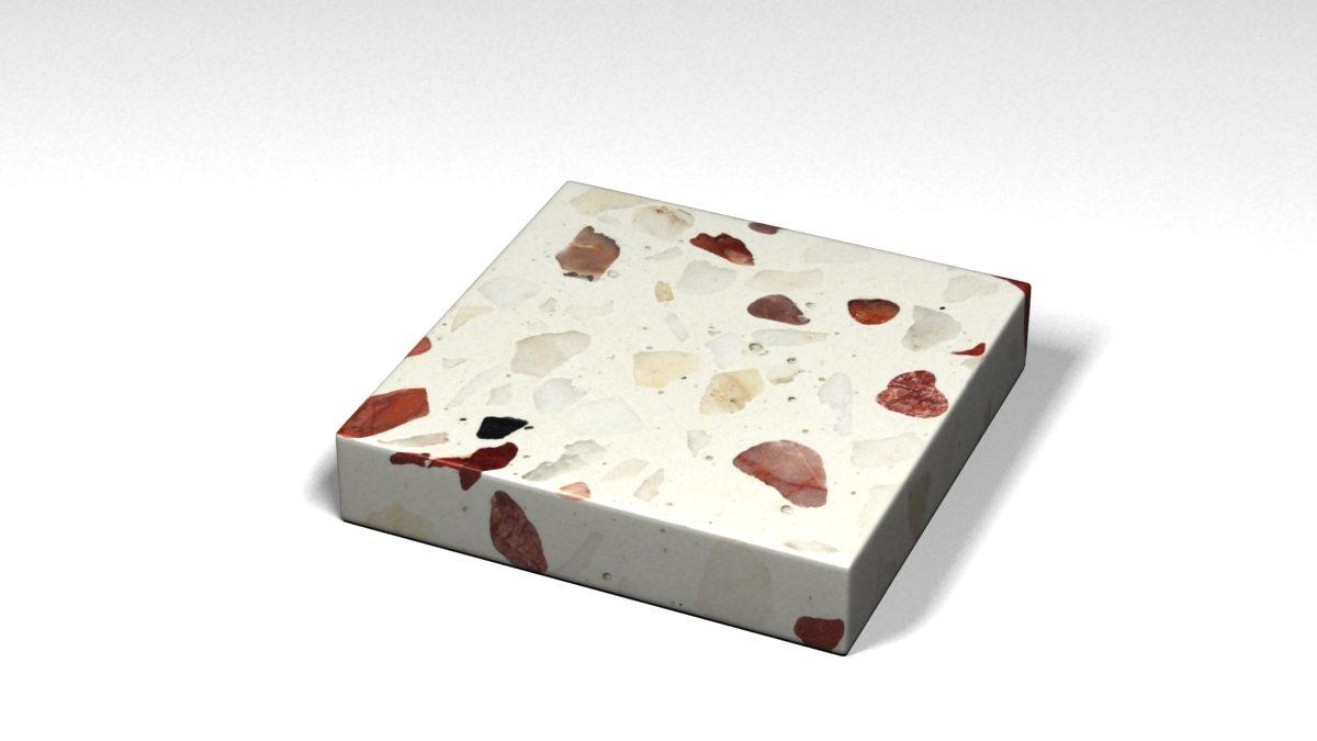 Mẫu đá Terrazzo trong Bộ Sưu Tập Terrazzo từ Biển Mẫu BST-Sea-Collection-TKTF-62