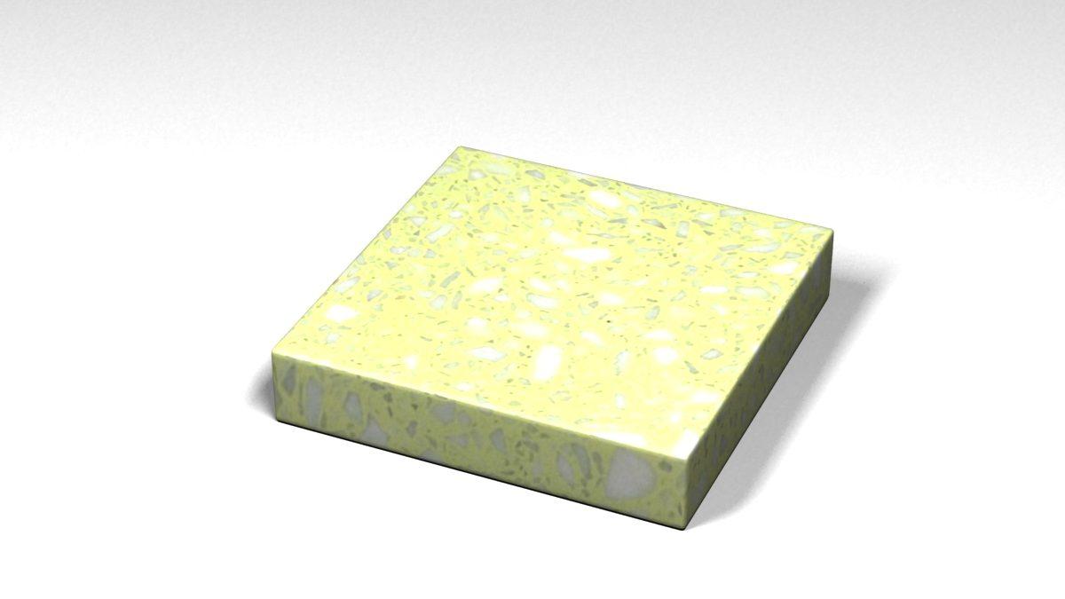 Mẫu đá Terrazzo trong Bộ Sưu Tập Terrazzo Đa Màu Sắc Mẫu BST-Colorful-Collection-TKTF-66