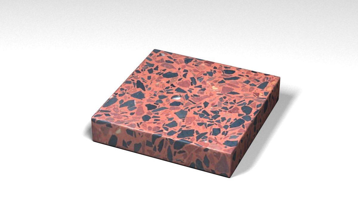 Mẫu đá Terrazzo trong Bộ Sưu Tập Terrazzo Đa Màu Sắc Mẫu BST-Colorful-Collection-TKTF-80