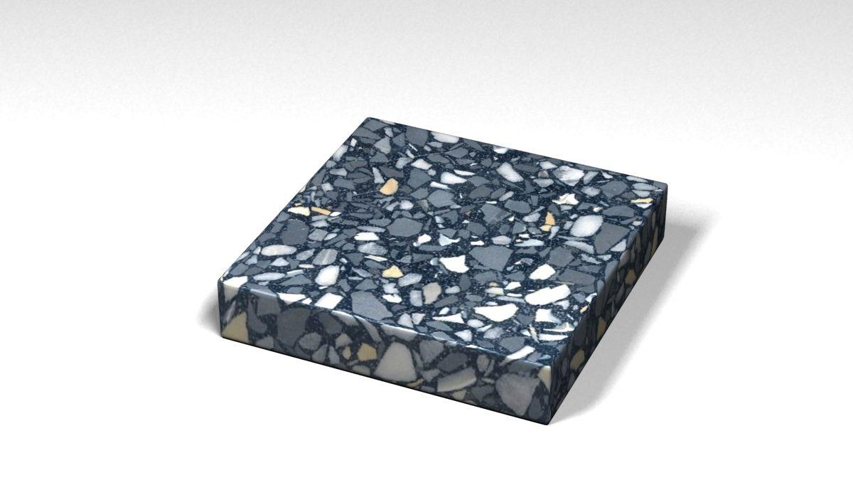 Mẫu đá Terrazzo trong Bộ Sưu Tập Terrazzo Đa Màu Sắc Mẫu BST-Colorful-Collection-TKTF-92