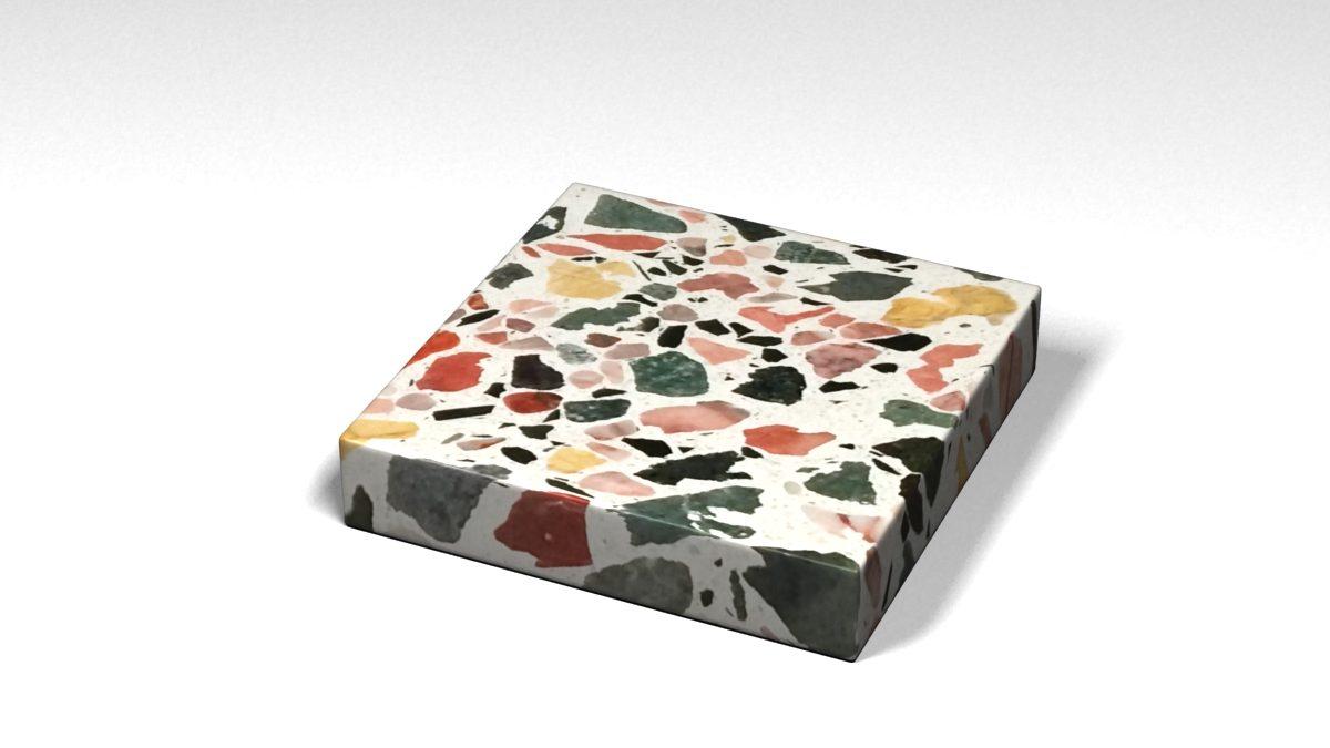 Mẫu đá Terrazzo trong Bộ Sưu Tập Terrazzo Đa Màu Sắc Mẫu BST-Colorful-Collection-TKTF-94