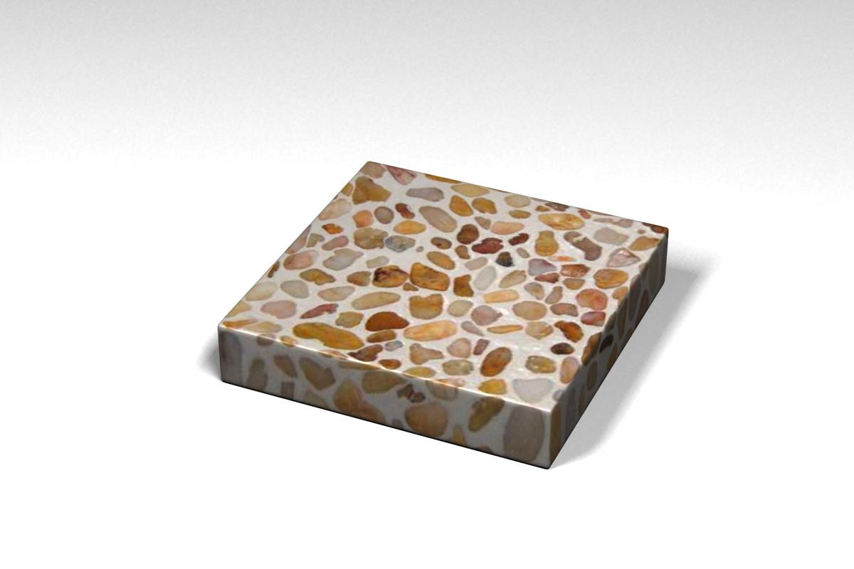 Mẫu đá Terrazzo trong Bộ Sưu Tập Terrazzo Đa Màu Sắc Mẫu BST-Colorful-Collection-TKTF-98