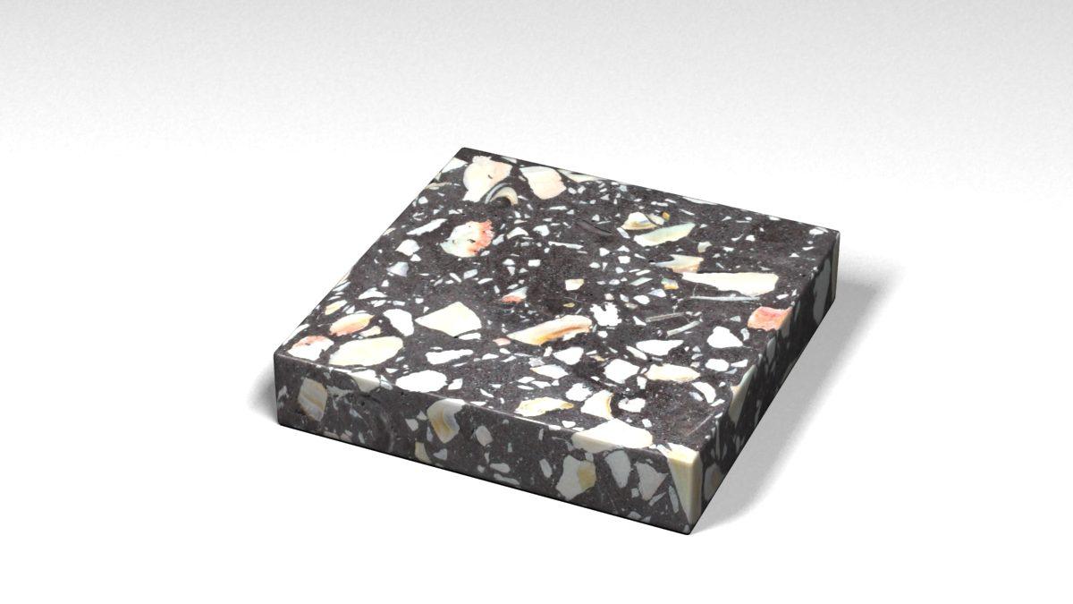 Mẫu đá Terrazzo trong Bộ Sưu Tập Terrazzo từ Biển Mẫu BST-Sea-Collection-TKTF-54