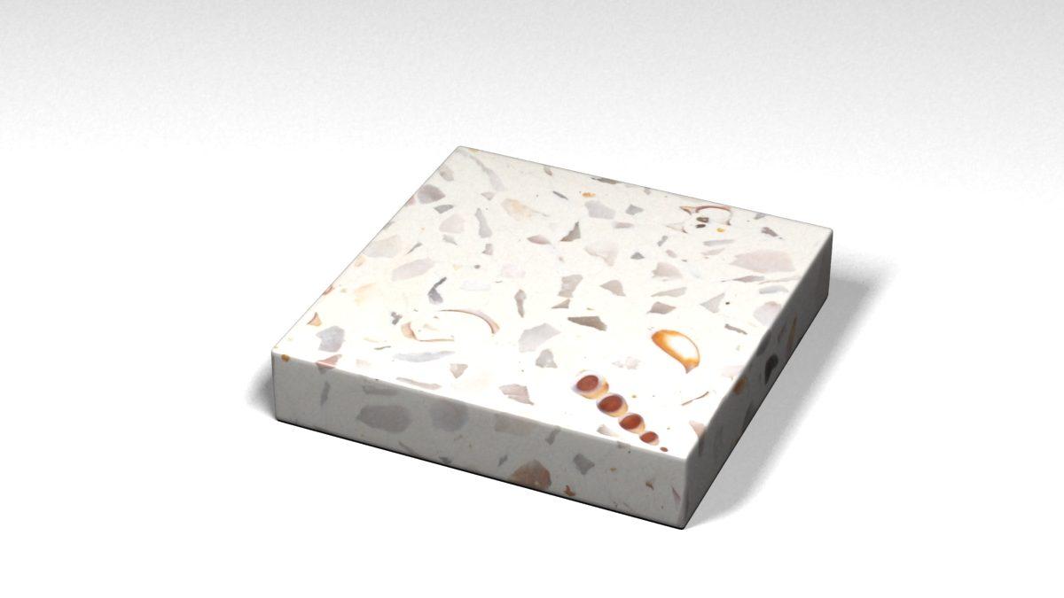 Mẫu đá Terrazzo trong Bộ Sưu Tập Terrazzo từ Biển Mẫu BST-Sea-Collection-TKTF-56
