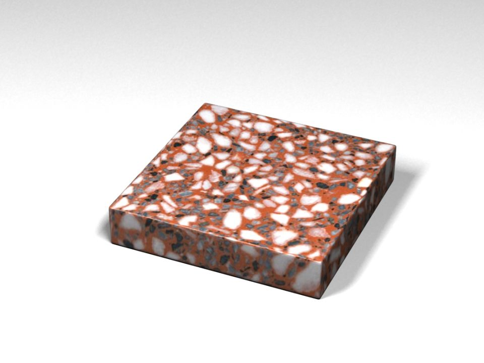 Mẫu đá Terrazzo trong Bộ Sưu Tập Terrazzo từ Biển Mẫu BST-Sea-Collection-TKTF-59