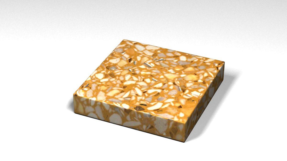 Mẫu đá Terrazzo trong Bộ Sưu Tập Terrazzo từ Biển Mẫu BST-Sea-Collection-TKTF-61
