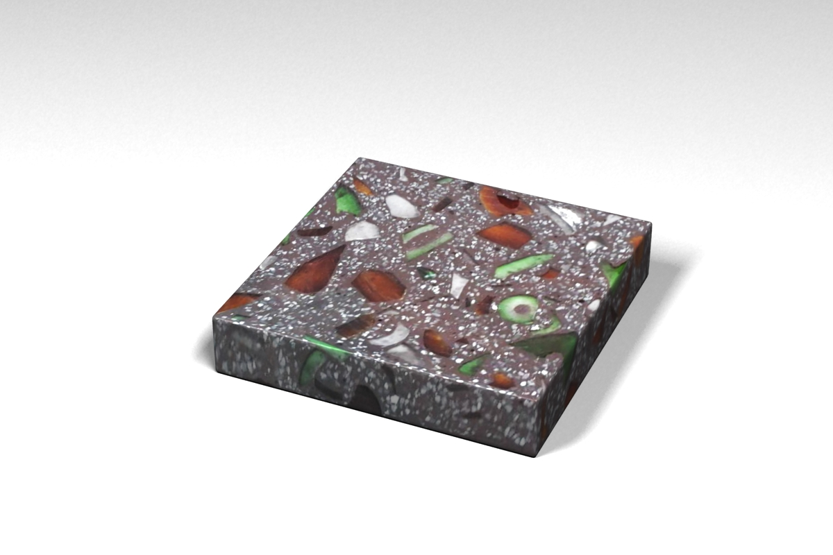 Mẫu đá Terrazzo bộ sưu tập 2019 Mẫu BST2019-TKTF-32
