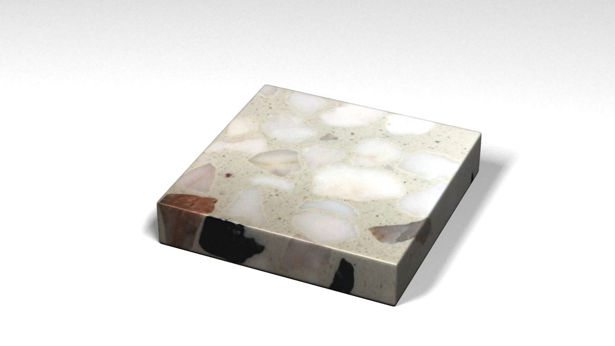 Mẫu đá Terrazzo bộ sưu tập 2019 Mẫu BST2019-TKTF-36