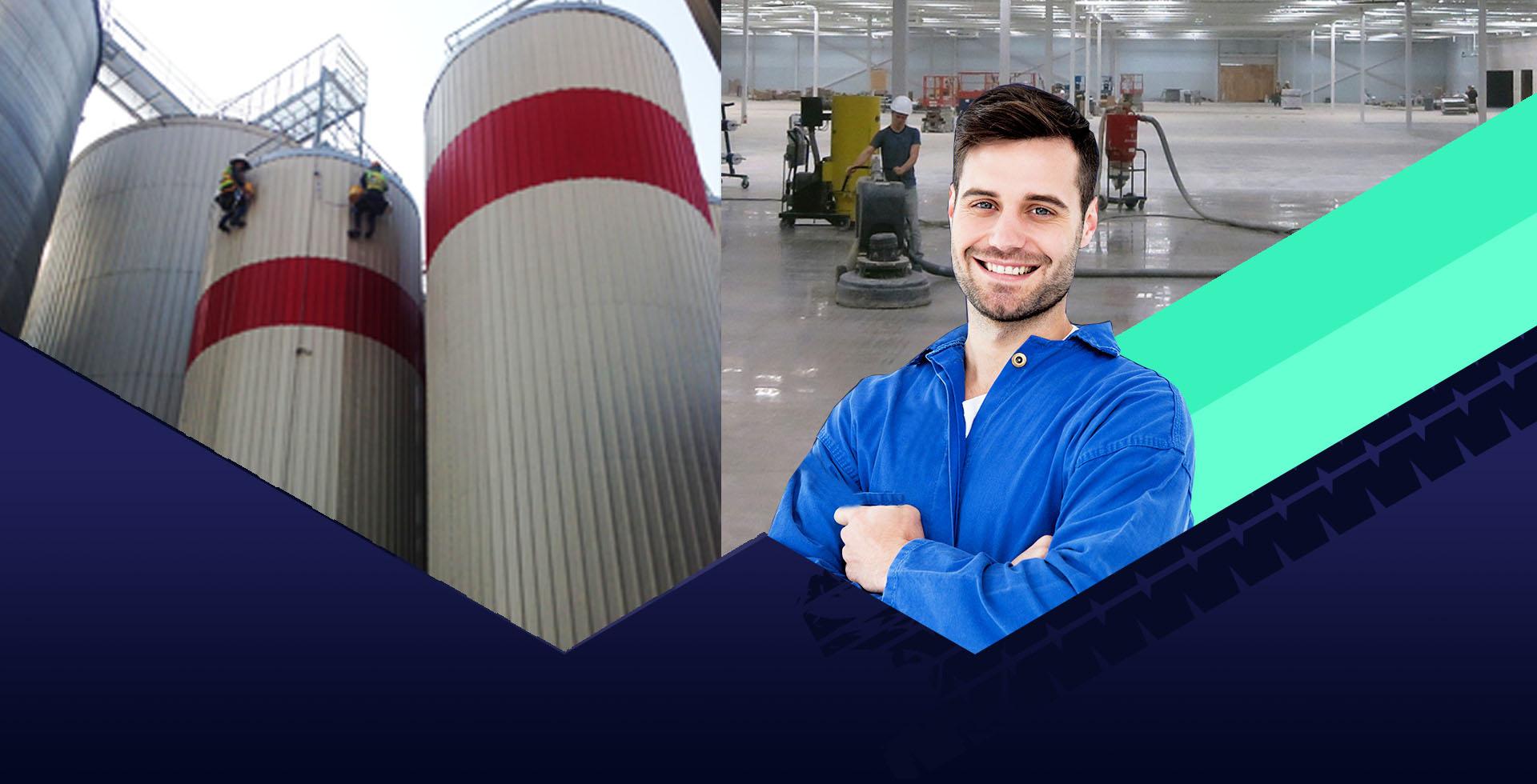 dịch vụ dành cho nhà xưởng TKT Factory