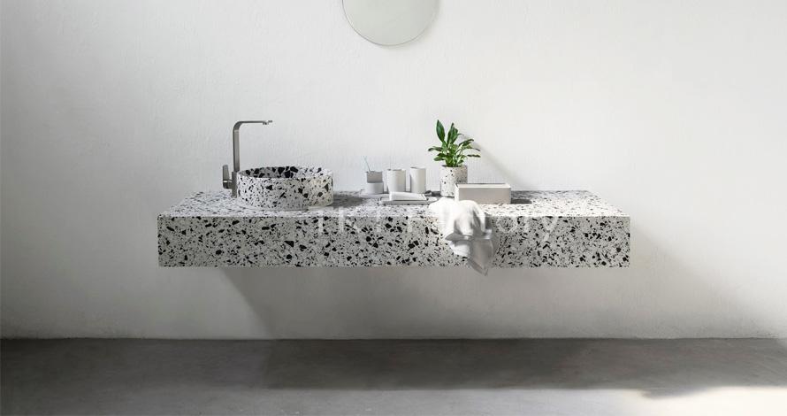 Bồn rửa tay Terrazzo Lavabo Basin Sink