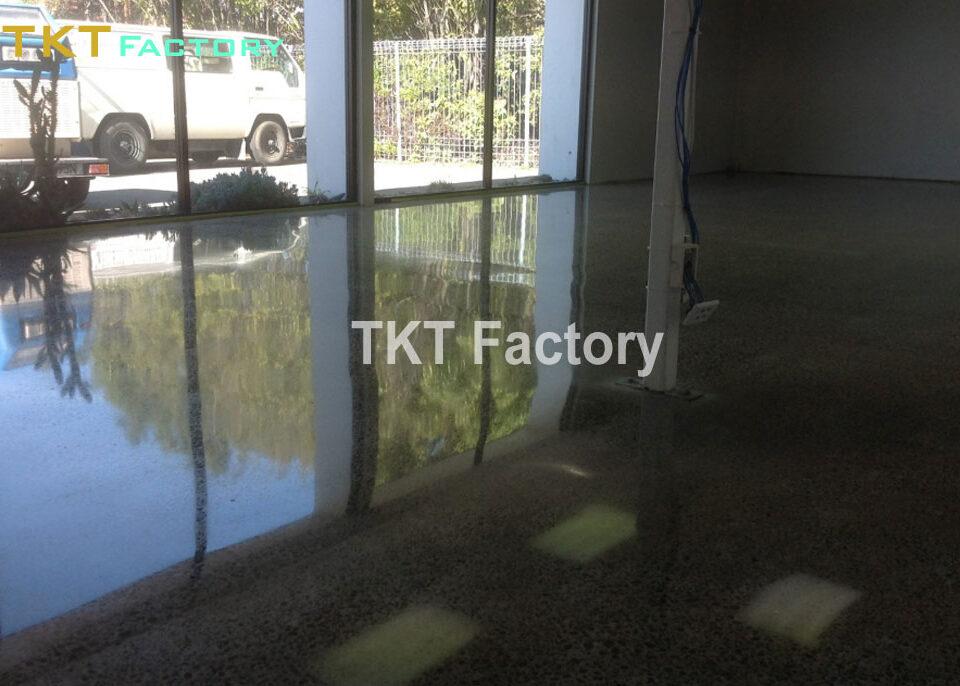 Đánh bóng sàn bê tông nhà hàng Quận 1 TPHCM