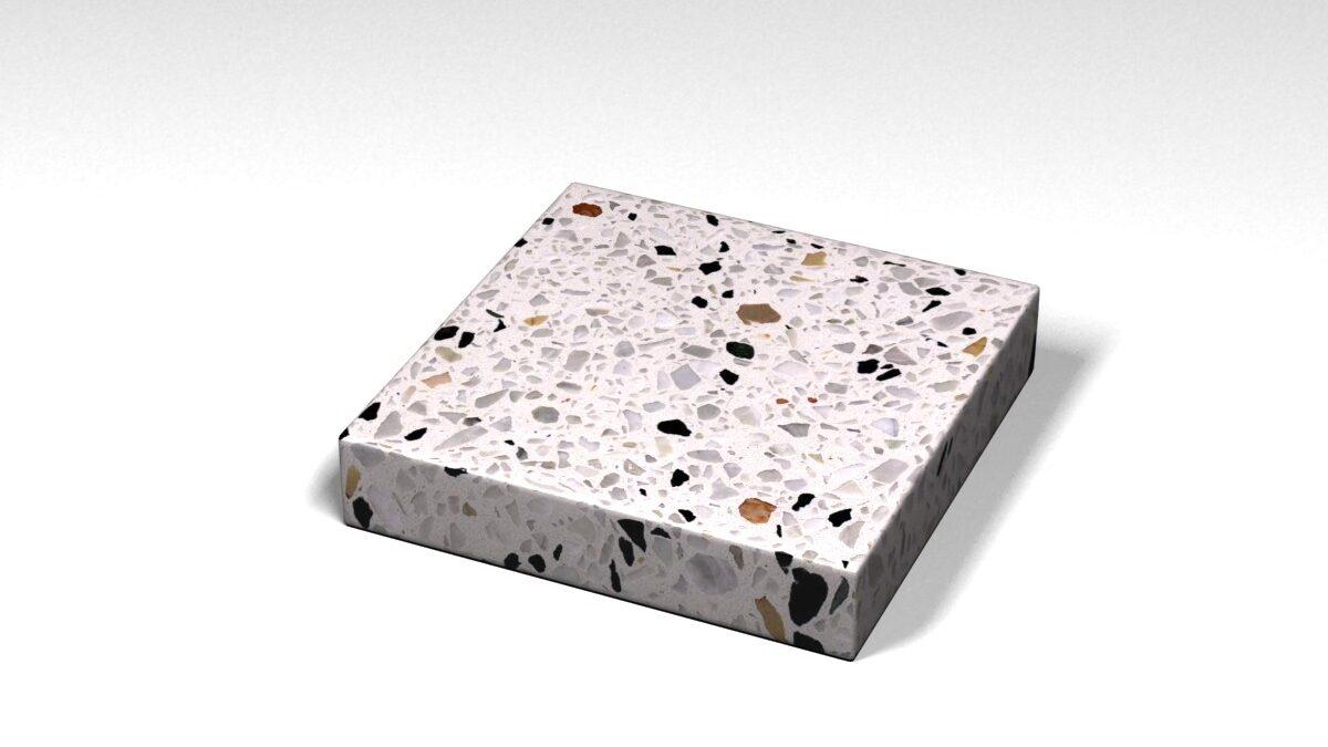 Mẫu đá Terrazzo Marble Cẩm Thạch DXW201
