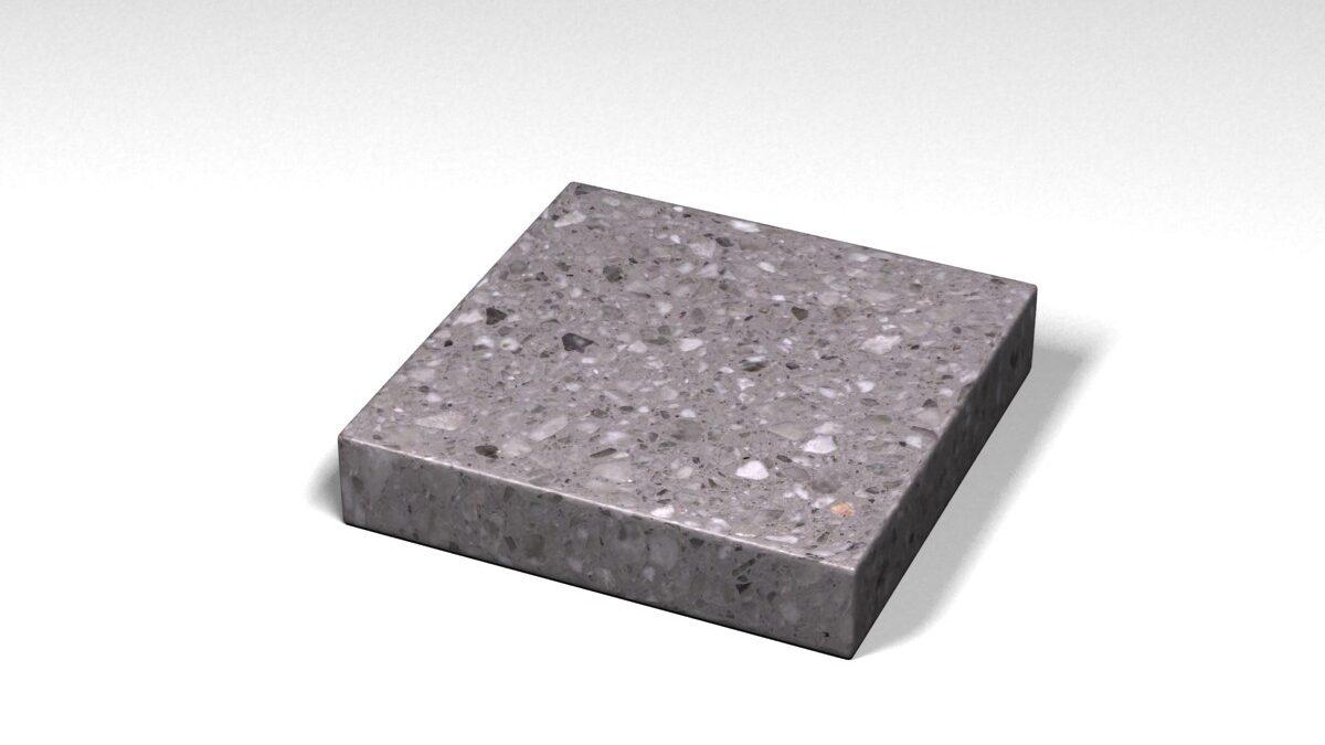 Mẫu đá Terrazzo Cẩm Thạch DXW208